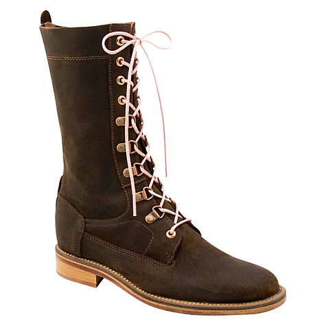 Buy J Shoes Bailer Calf Boots Online at johnlewis.com