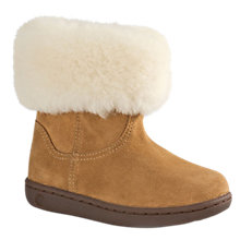 Buy UGG Kids Jorie Boot, Chestnut Online at johnlewis.com