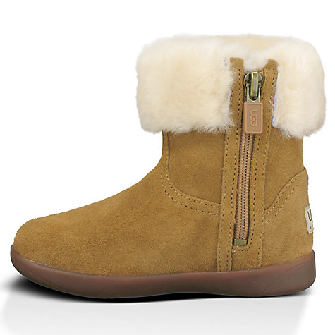 Buy UGG Children's Jorie Suede Boots Online at johnlewis.com