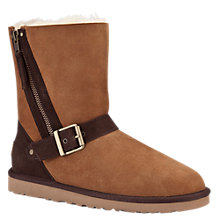 Buy UGG Blaise Boots, Chestnut Online at johnlewis.com