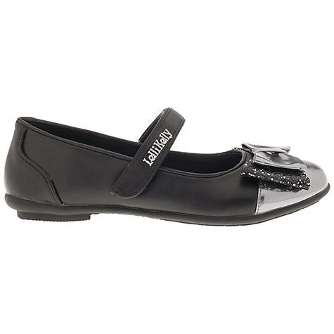 Buy Lelli Kelly Papillon Shoes, Black Online at johnlewis.com