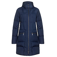 Buy John Lewis Mid Length Down Coat Online at johnlewis.com
