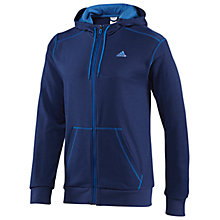 Buy Adidas Prime Full-Zip Hoodie Online at johnlewis.com