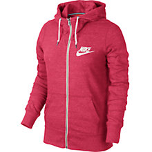 Buy Nike Gym Vintage Full Zip Hoodie Online at johnlewis.com