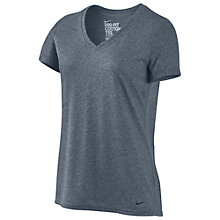 Buy Nike Short Sleeve V-Neck T-Shirt Online at johnlewis.com