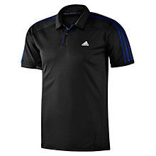 Buy Adidas Clima 365 Polo Shirt Online at johnlewis.com