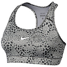 Buy Nike Pro Printed Sports Bra Online at johnlewis.com
