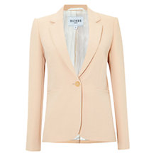 Buy Hobbs Delamere Jacket, Pale Apricot Online at johnlewis.com