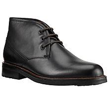 Buy John Lewis Benson Leather Walking Boots Online at johnlewis.com