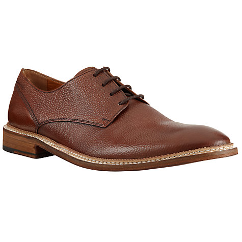 Buy John Lewis Gibbs Leather Derby Shoes Online at johnlewis.com