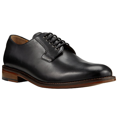 Buy John Lewis Drake Postman Leather Derby Shoes Online at johnlewis.com