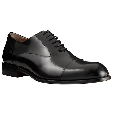 Buy John Lewis Goodwin Leather Oxford Shoes Online at johnlewis.com