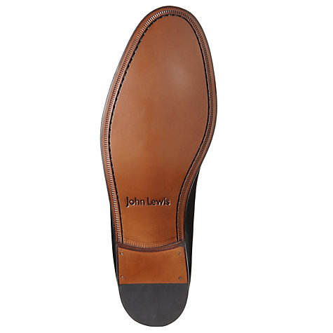 Buy John Lewis Lewis Leather Penny Loafers Online at johnlewis.com