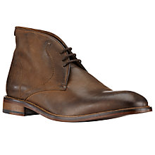 Buy John Lewis Chumbley Leather Chukka Boot Online at johnlewis.com
