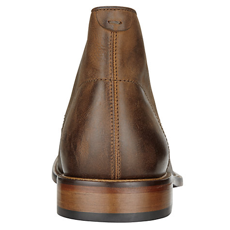 Buy John Lewis Chumbley Leather Chukka Boots Online at johnlewis.com