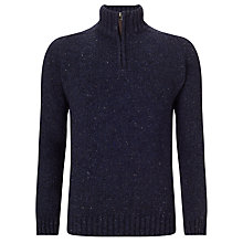 Buy John Lewis Frosty 1/4 Zip Jumper Online at johnlewis.com