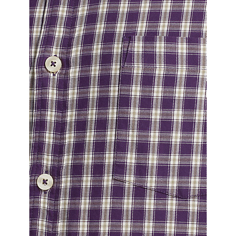 Buy John Lewis Table Check Long Sleeve Shirt Online at johnlewis.com