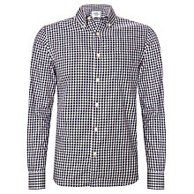 Buy John Lewis Small Twill Check Long Sleeve Shirt Online at johnlewis.com