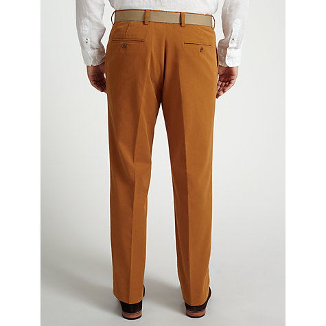 Buy John Lewis Semi Formal Brushed Twill Trousers Online at johnlewis.com