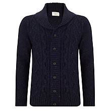 Buy John Lewis Frosty Cable Cardigan Online at johnlewis.com