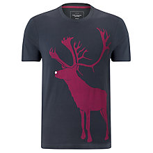 Buy John Lewis Reindeer T-Shirt Online at johnlewis.com