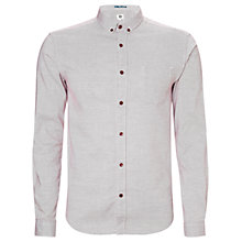 Buy Kin by John Lewis Fine Dot Long Sleeve Shirt Online at johnlewis.com