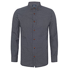 Buy JOHN LEWIS & Co. Vintage Shutter Print Long Sleeve Shirt Online at johnlewis.com