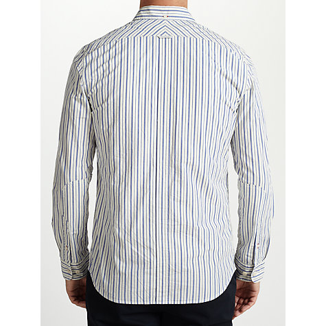 Buy JOHN LEWIS & Co. Vintage Stripe Long Sleeve Shirt Online at johnlewis.com
