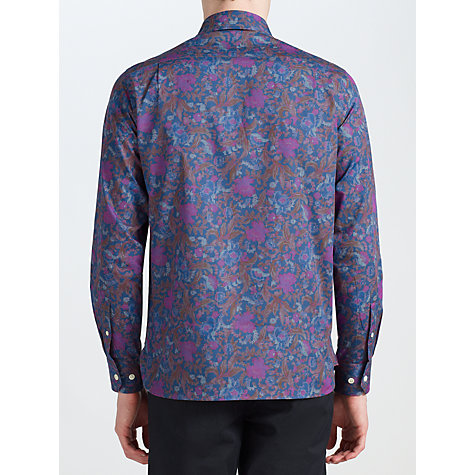 Buy Joe Casely-Hayford for John Lewis Digital Flower Print Shirt Online at johnlewis.com