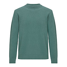 Buy Joe Casely-Hayford for John Lewis Chunky Moss Drop Shoulder Jumper Online at johnlewis.com
