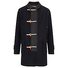 Buy Joe Casely-Hayford for John Lewis Gloverall Duffle Coat, Navy Online at johnlewis.com