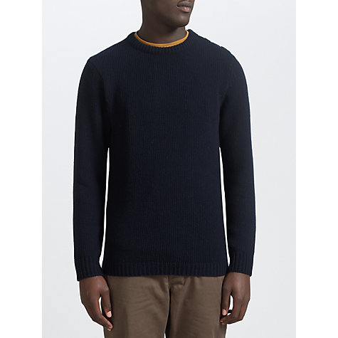 Buy JOHN LEWIS & Co. Button Shoulder Neck Jumper Online at johnlewis.com