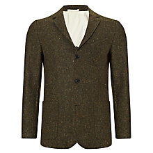 Buy JOHN LEWIS & Co. Donegal Deconstructed Blazer, Green Online at johnlewis.com