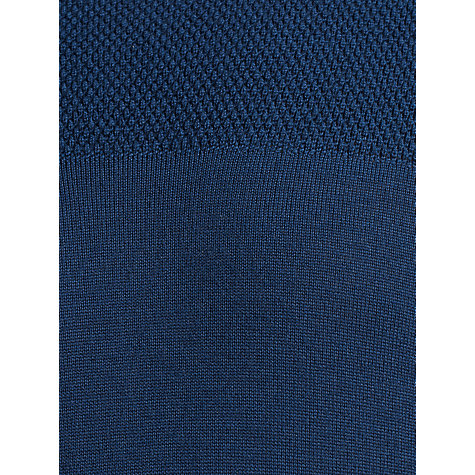 Buy Kin by John Lewis Merino Moss Stitch Yoke Crew Neck Jumper Online at johnlewis.com