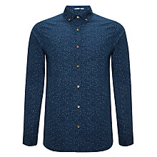 Buy Kin by John Lewis Long Sleeve Dash Print Shirt Online at johnlewis.com