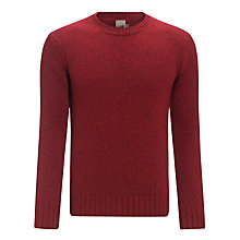 Buy JOHN LEWIS & Co. Vintage Fleck Crew Neck Jumper Online at johnlewis.com