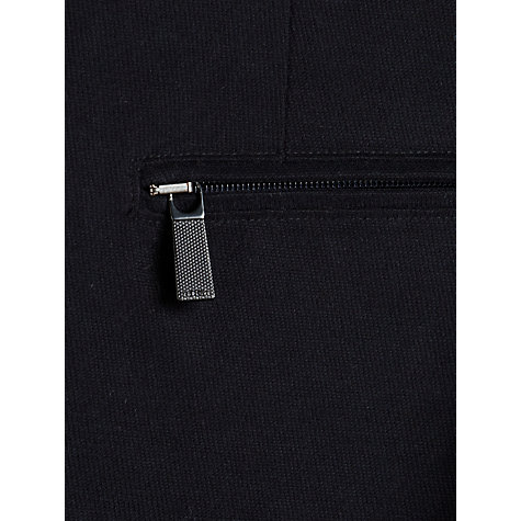 Buy Joe Casely-Hayford for John Lewis Technical Mix Jacket, Navy Online at johnlewis.com