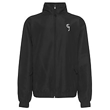 Buy Birchwood High School Unisex Tracksuit Top, Black Online at johnlewis.com