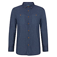 Buy JOHN LEWIS & Co. Recycled Flannel Long Sleeve Shirt Online at johnlewis.com