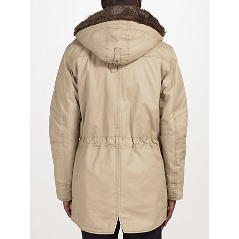 Buy JOHN LEWIS & Co. Discovery Parka Coat, Stone Online at johnlewis.com
