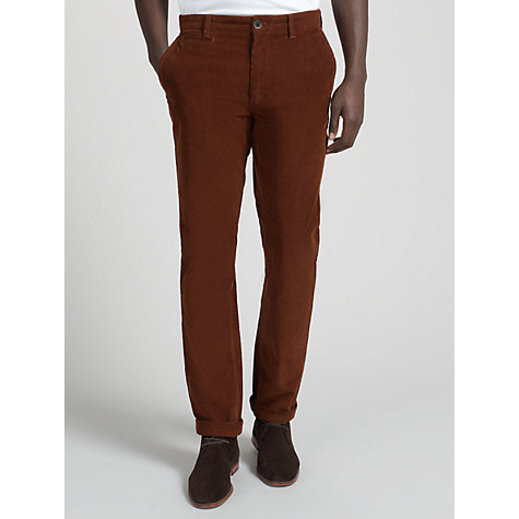 Buy JOHN LEWIS & Co. Bentley Needle Cord Trousers Online at johnlewis.com
