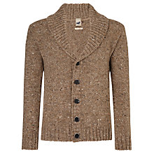 Buy JOHN LEWIS & Co. Made in England Donegal Cardigan, Natural Online at johnlewis.com
