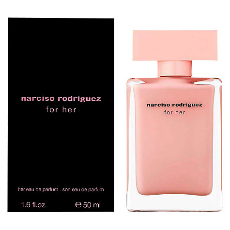Buy Narciso Rodriguez for Her Eau de Parfum Online at johnlewis.com