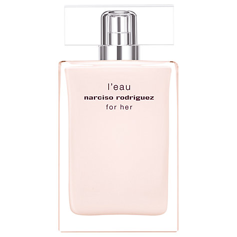 Buy Narciso Rodriguez L'Eau for Her Eau de Toilette Spray Online at johnlewis.com