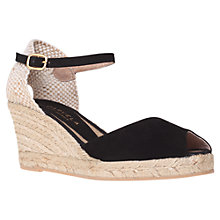 Buy Carvela Key Wedged Sandals Online at johnlewis.com