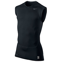 Buy Nike Core Compression Sleeveless Top Online at johnlewis.com