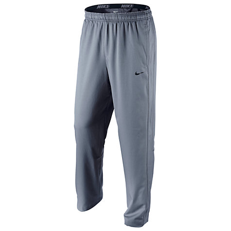 Buy Nike Team Woven Training Trousers Online at johnlewis.com