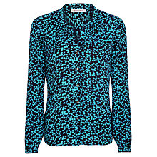 Buy Jacques Vert Spot Print Shirt, Multi Online at johnlewis.com