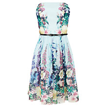 Buy Coast Botanica Print Dress, Multi Online at johnlewis.com