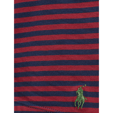 Buy Polo Ralph Lauren Stripe Trunks Online at johnlewis.com